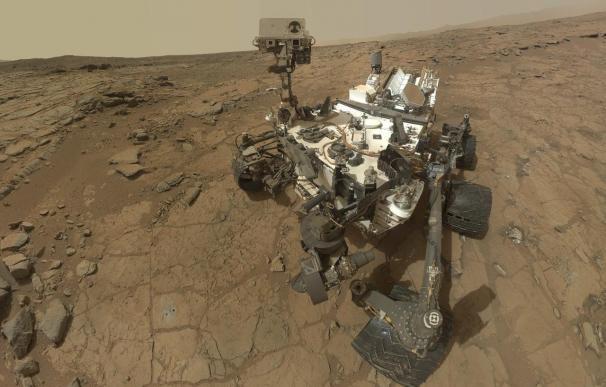 """La NASA resuelve el misterio del """"donut de mermelada"""" hallado en Marte"""