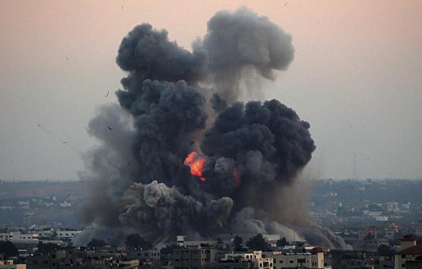 Nuevo bombardeo israelí eleva a 23 el número de muertos en Gaza