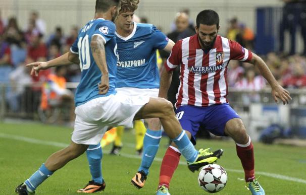 Partido intranscendente para un Atlético con rotaciones