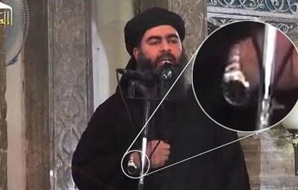 El reloj del líder de ISIS.