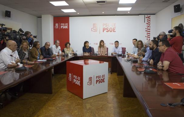 """PSE-EE pide a la gestora del PSOE que convoque """"sin demora"""" el Congreso para elegir a la nueva dirección"""