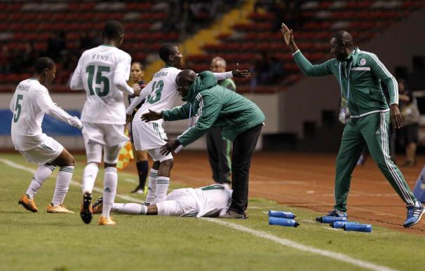 España avanza a cuartos junto a Japón, México y Nigeria en Mundial Sub'17