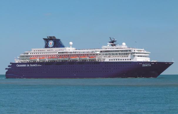 Pullmantur Cruceros comienza sus operaciones en base durante la temporada de otoño en el puerto