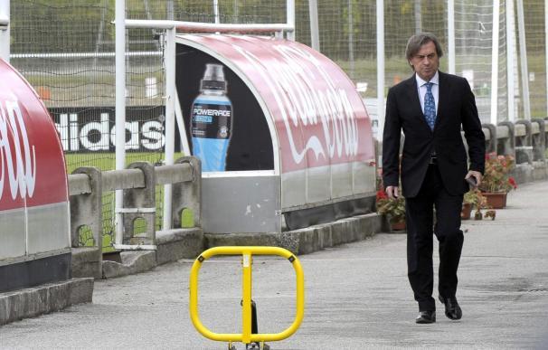 Archanco, expresidente de Osasuna, sigue en la cárcel.