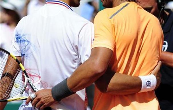 Nadal se interpone en el camino a la gloria de Djokovic