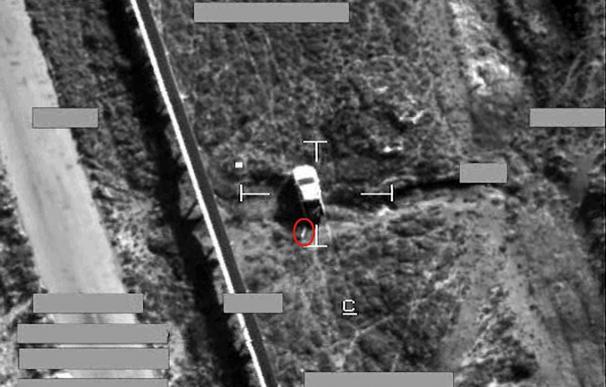 Aviones británicos atacan por segunda vez posiciones del EI en Irak
