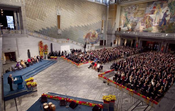 La Unión Europea gana el Nobel de la Paz 2012