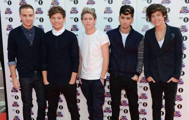 El nuevo tema de One Direction hace historia en Estados Unidos