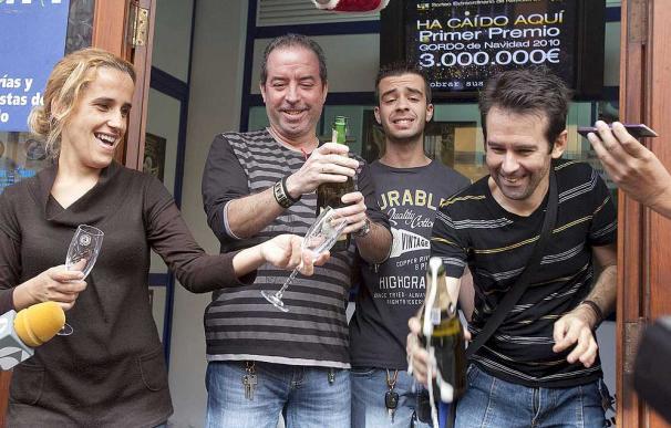 Celebración el lotero