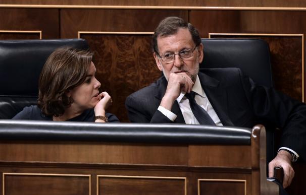 En directo: el pleno de sesión de investidura de Rajoy
