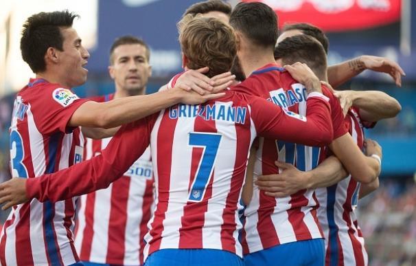 La Liga, en directo: Atlético de Madrid - Málaga