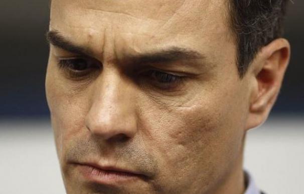 Las frases de Pedro Sánchez al anunciar su renuncia al acta de diputado