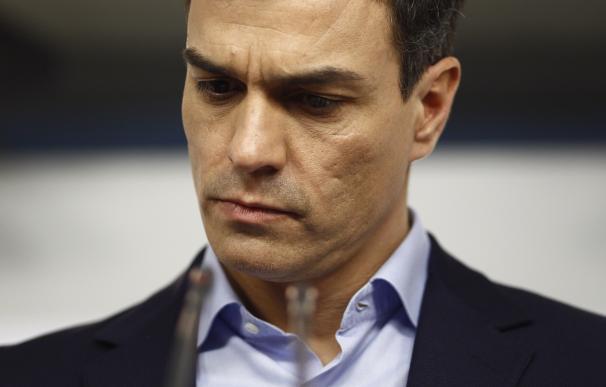 """Pedro Sánchez admite que no podrá gobernar en solitario y apuesta por un Ejecutivo """"transversal"""""""