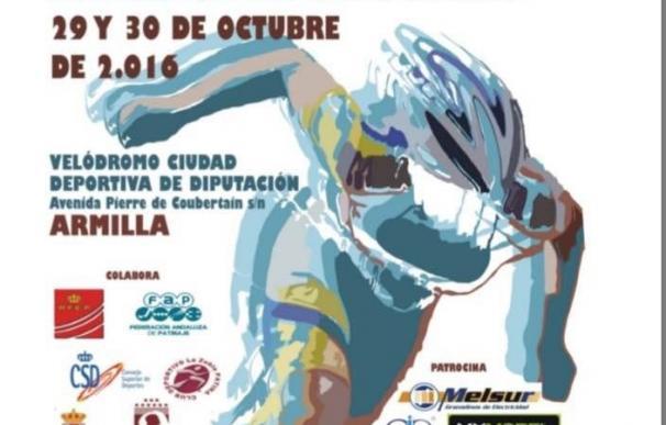 La Ciudad Deportiva de Diputación acoge el II Trofeo Internacional de Patinaje de Velocidad