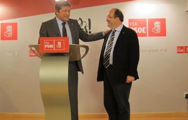 El PSC romperá este sábado por tercera vez la disciplina de voto del PSOE en el Congreso
