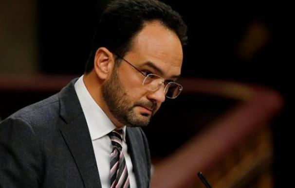"Hernando acusa a Rufián de ""falta de respeto"" a un partido que ha vertido ""sangre, sudor y lágrimas"""