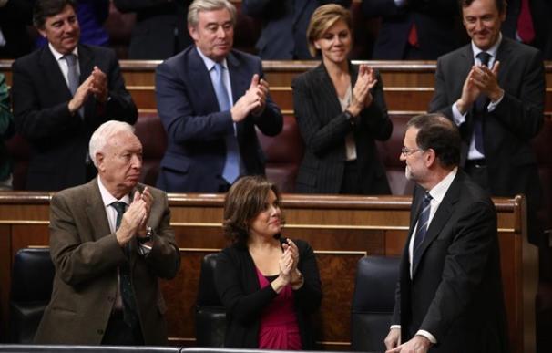 Rajoy exige a la cámara que le deje gobernar y traza sus líneas rojas