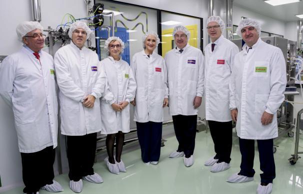 Merck inaugura la ampliación de su nueva planta de biotecnología en Tres Cantos (Madrid)