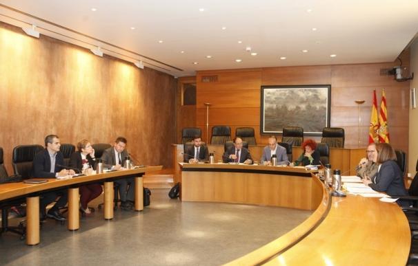 """La Cámara de Cuentas alerta de las pérdidas """"alarmantes"""" de Motorland en 2013 y 2014"""
