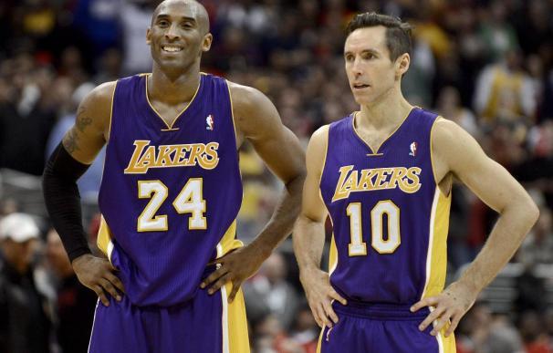 Steve Nash será baja con los Lakers toda la temporada del 2014-2015