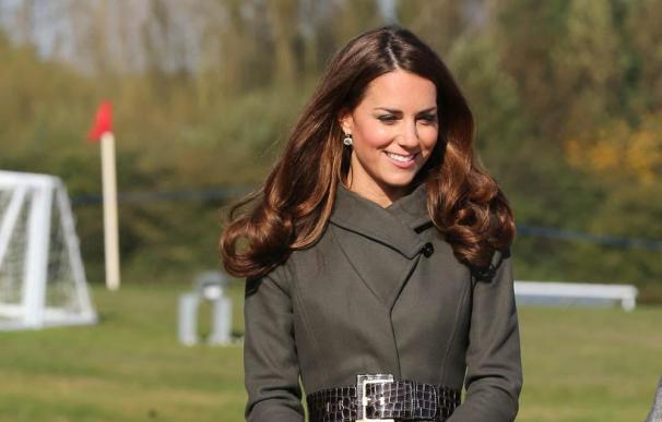 La duquesa Catalina es la británica más bella al natural