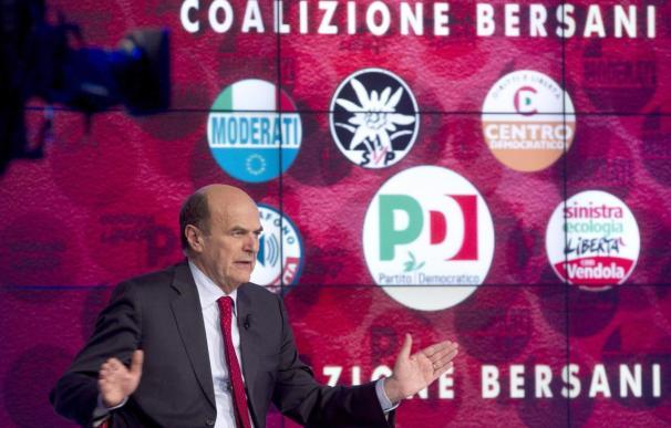 Bersani asume su responsabilidad como más votado en Italia y propone reformas