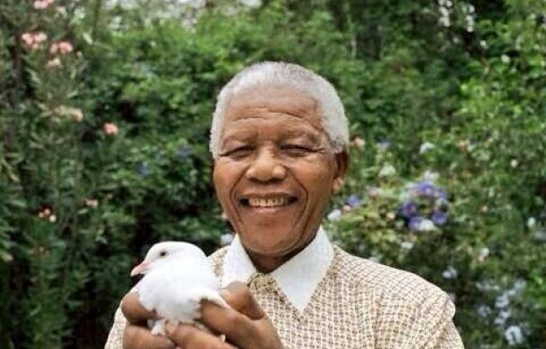 Mandela murió durante el estreno del film de su vida
