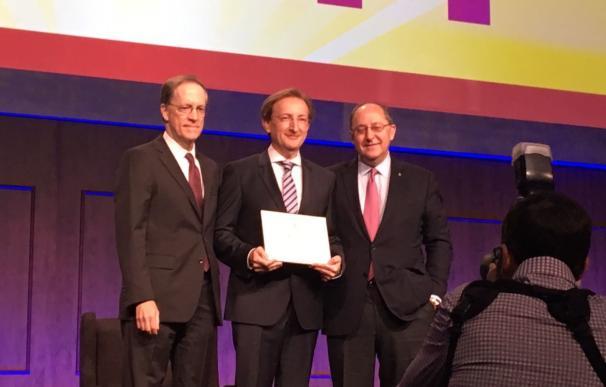 Un científico valenciano, primer europeo galardonado por la Sociedad Americana de Medicina Reproductiva