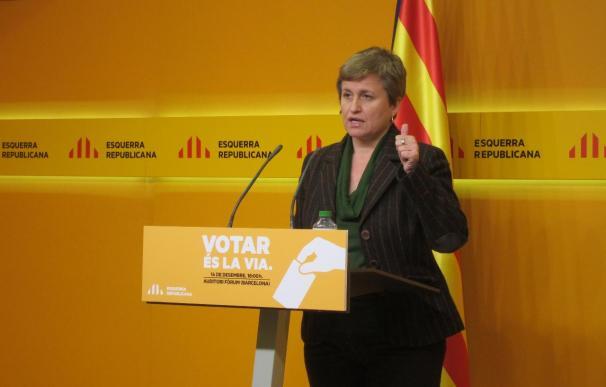 ERC reclama a Mas iniciar ya los contactos sobre la consulta