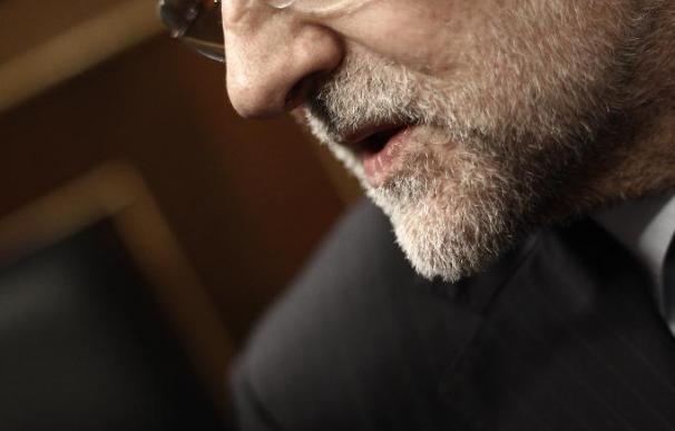 """Rajoy se inclina por convocar antes de las europeas el Debate de la Nación y cree que febrero es """"buena época"""""""
