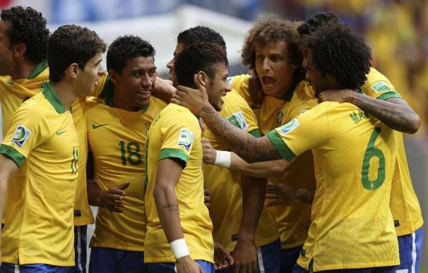 General Motors patrocinará a la selección brasileña hasta el Mundial de Rusia 2018