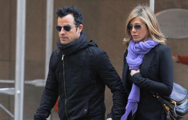 Jennifer Aniston se emociona al hablar de su novio