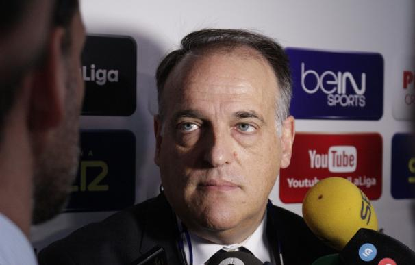 Javier Tebas participará en el World Football Summit