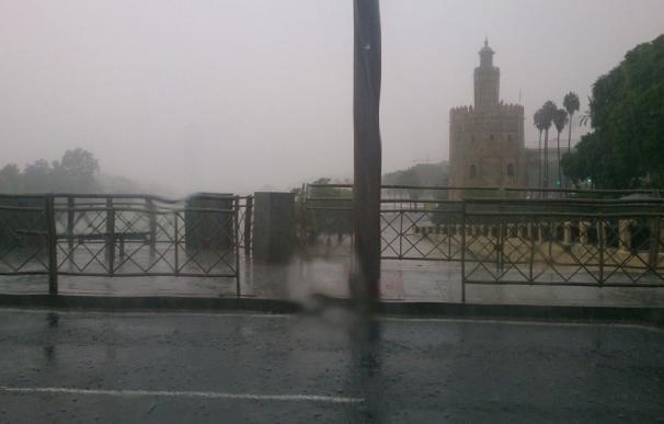 El Ayuntamiento de Sevilla ejecuta 420 actuaciones tras los 90 litros por metro cuadrado que dejan las lluvias
