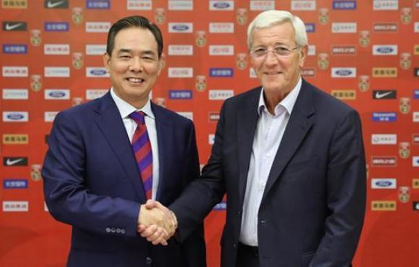 Marcelo Lippi se convierte en el nuevo seleccionador chino... y en el entrenador mejor pagado