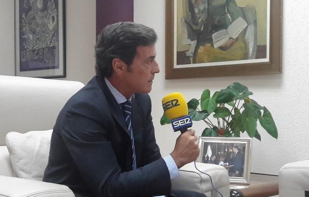 """Sánchez-Solís: """"Habrá un antes y un después en materia turística con el Aeropuerto de Corvera"""""""