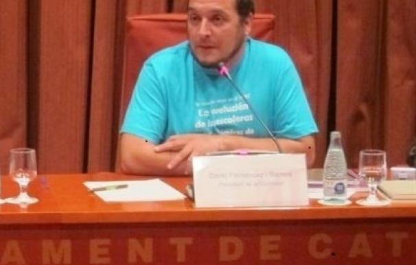 Un neonazi irá a juicio por amenazar de muerte al exdiputado de la CUP David Fernández