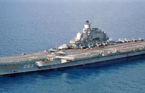 La escala de la flota rusa en Ceuta desata el malestar en la OTAN y los aliados