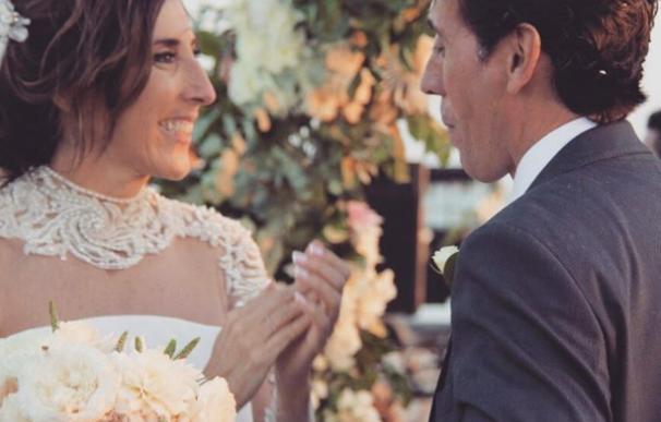 Paz padilla sube todos los detalles de su boda sorpresa en Instagram