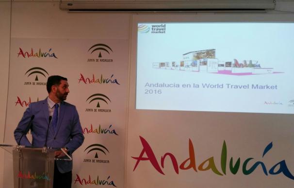 """Andalucía acude a la WTM de Londres con una promoción """"de 360 grados"""" para consolidarse como destino integral"""