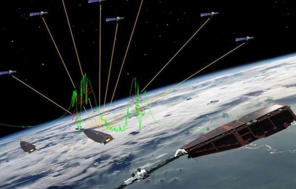 Explicación al enigma de los apagones en el GPS sobre el Atlántico