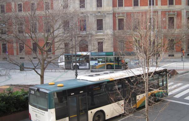 El Transporte Urbano Comarcal sufrirá modificaciones en la festividad de 'Todos los Santos'