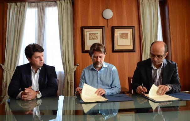 El Cabildo y la Asociación de Jóvenes Empresarios de Tenerife fomentarán el emprendimiento y la inversión
