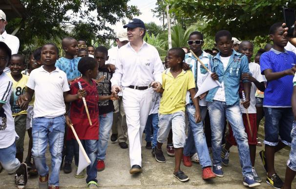 Santos donará el monto del Nobel de la Paz a las víctimas del conflicto