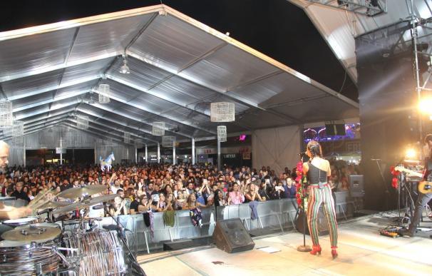 Fuel Fandango presenta 'Aurora' en Puerto Lumbreras ante más de 2.000 personas