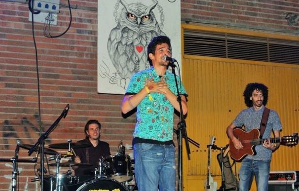 La antigua estación de Beniaján se llena de música con el Cordillera Sur Fest