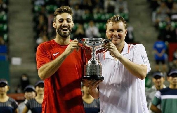 Granollers logra junto a Matkowski en Tokio su duodécimo título en dobles