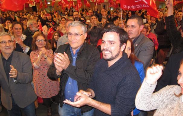 Alejandro Suárez, Telly Lorenzo, Ramón Argüelles y Fernando Díaz Rañón pugnarán por el liderazgo de IU Asturias