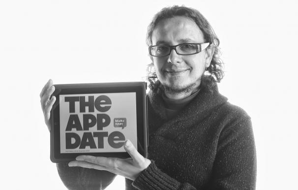 Óscar Hormigos, creador de The App date