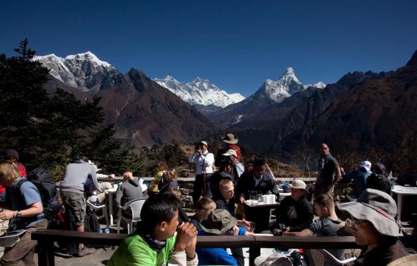 Los sherpas, los guías que hacen posible la escalada al Everest